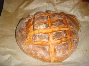 The perfect crust. So beautiful.