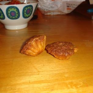 Speculoos tartlets