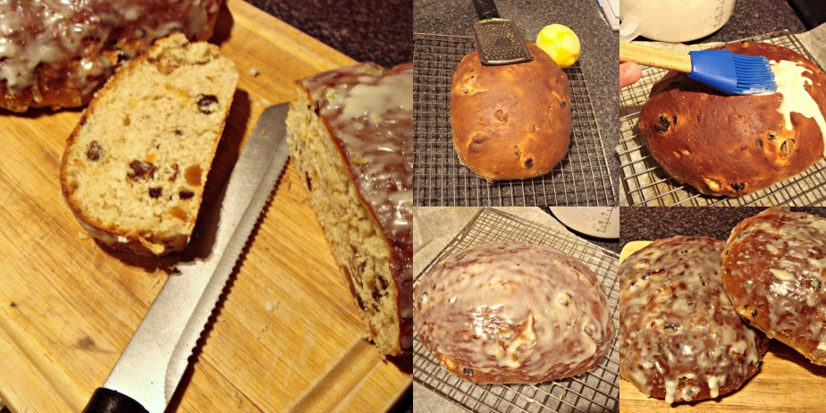 Paul Hollywood's fruit loaf