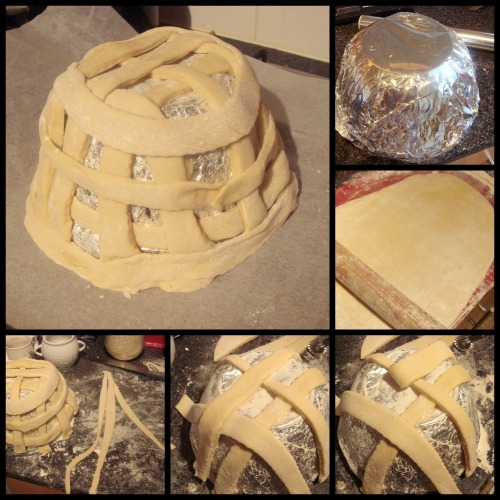 Bread basket how-to