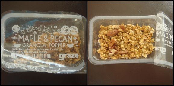 Granola topper from Graze