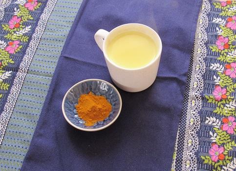 tumeric-milk