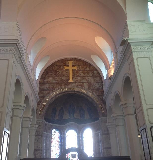 Sandhurst chapel