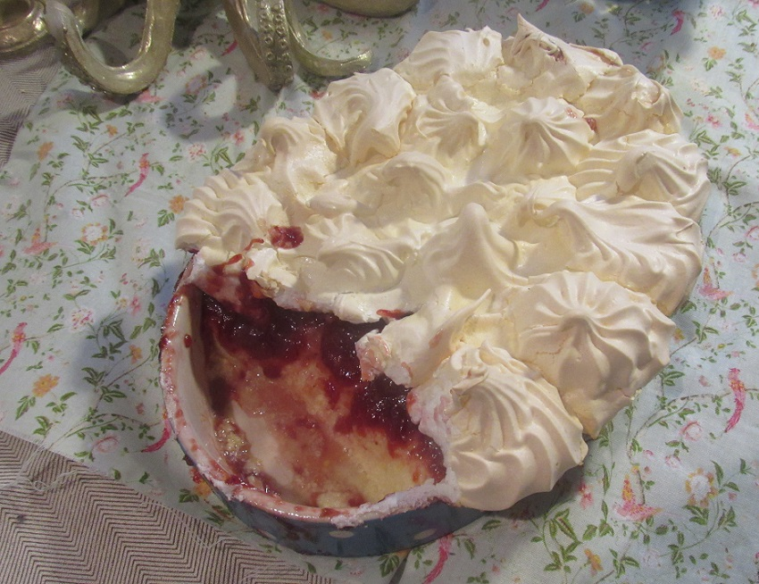 Mary Berry's Queen of puddings