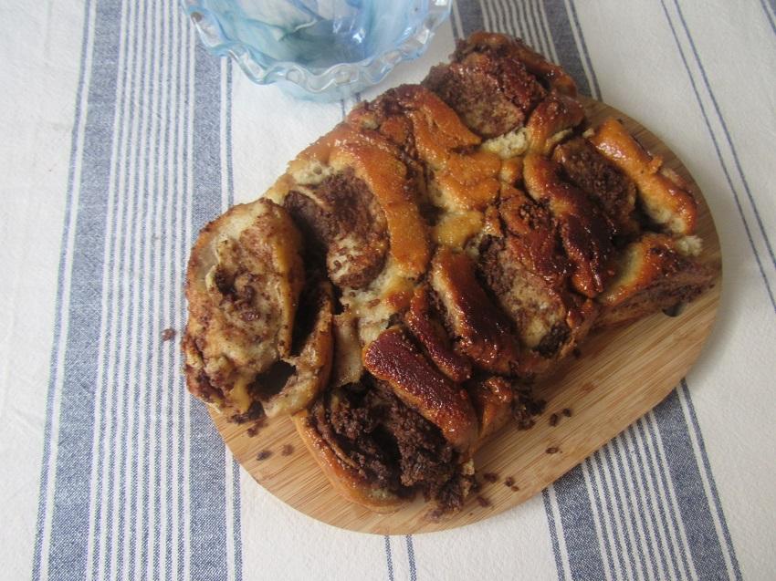 Honey walnut buns