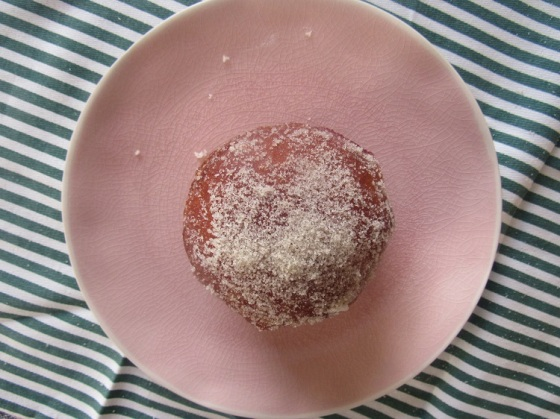 Sugared doughnut
